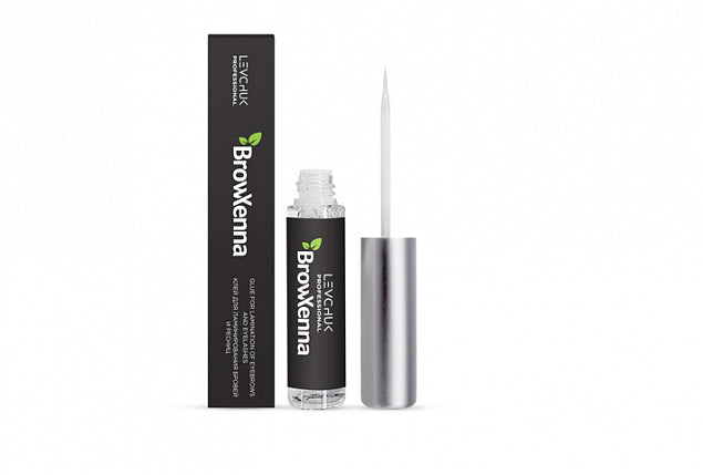 Glue for lamination of eyebrows and eyelashes, BrowXenna®
