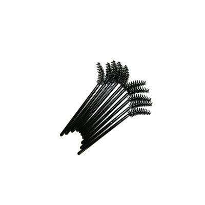 Disposable Mascara Wands/Lash Brushes - different colours and shapes