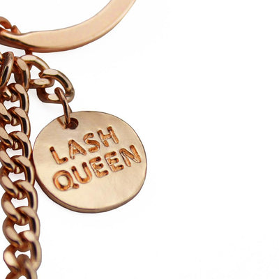 LONDON LASH KEYRING