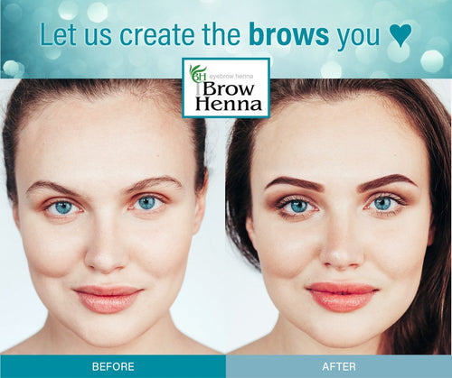 BROW HENNA TRAINING INCLUSIEF EVERLASTING BROWS EXCLUSIEVE BROWMAPPING METHODE DOOR DAISY WOLF