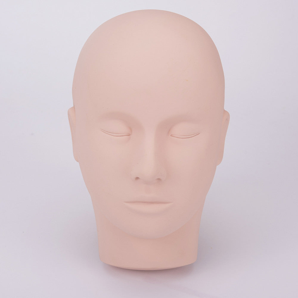 Mannequin Practice head (incl. practice eyelashes)