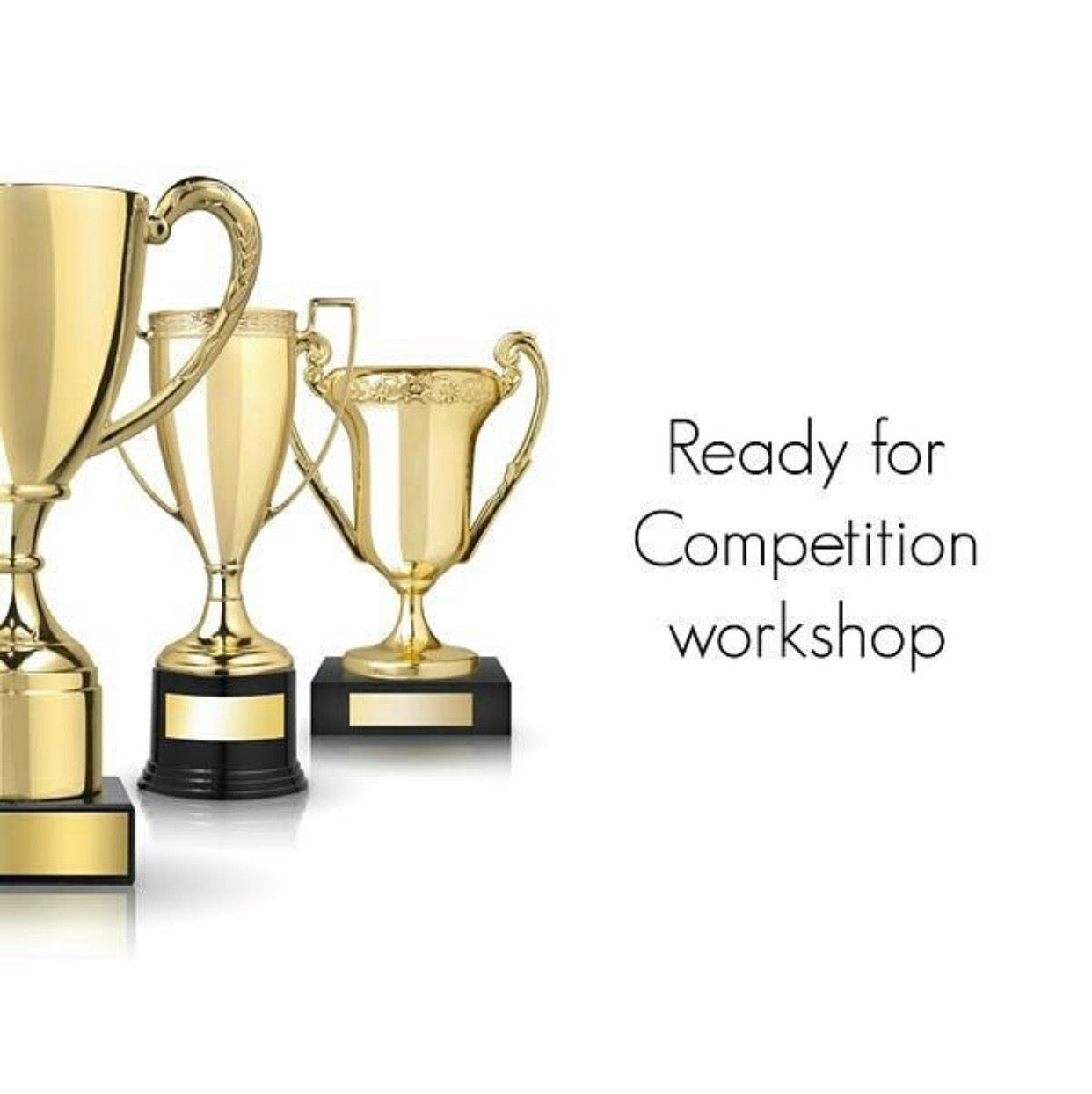 PRE-COMPETITION WORKSHOP
