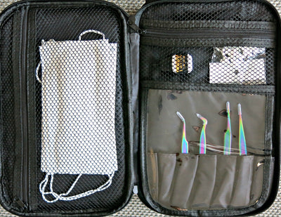 london lash mobile bag case