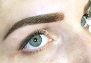 OMBRE BROWS Manual technique SHORT REFRESHER