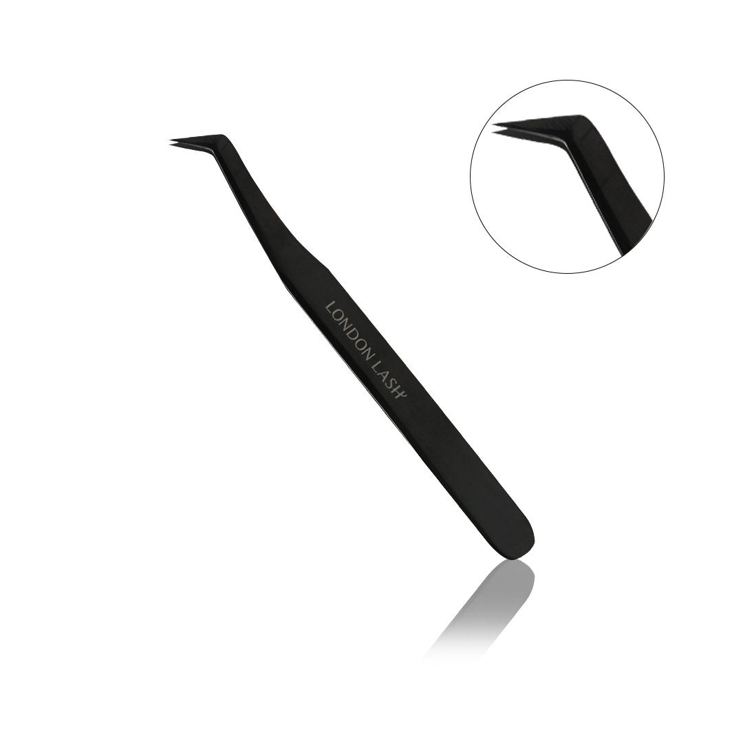 LONDON LASH PROFESSIONAL VOLUME TWEEZERS