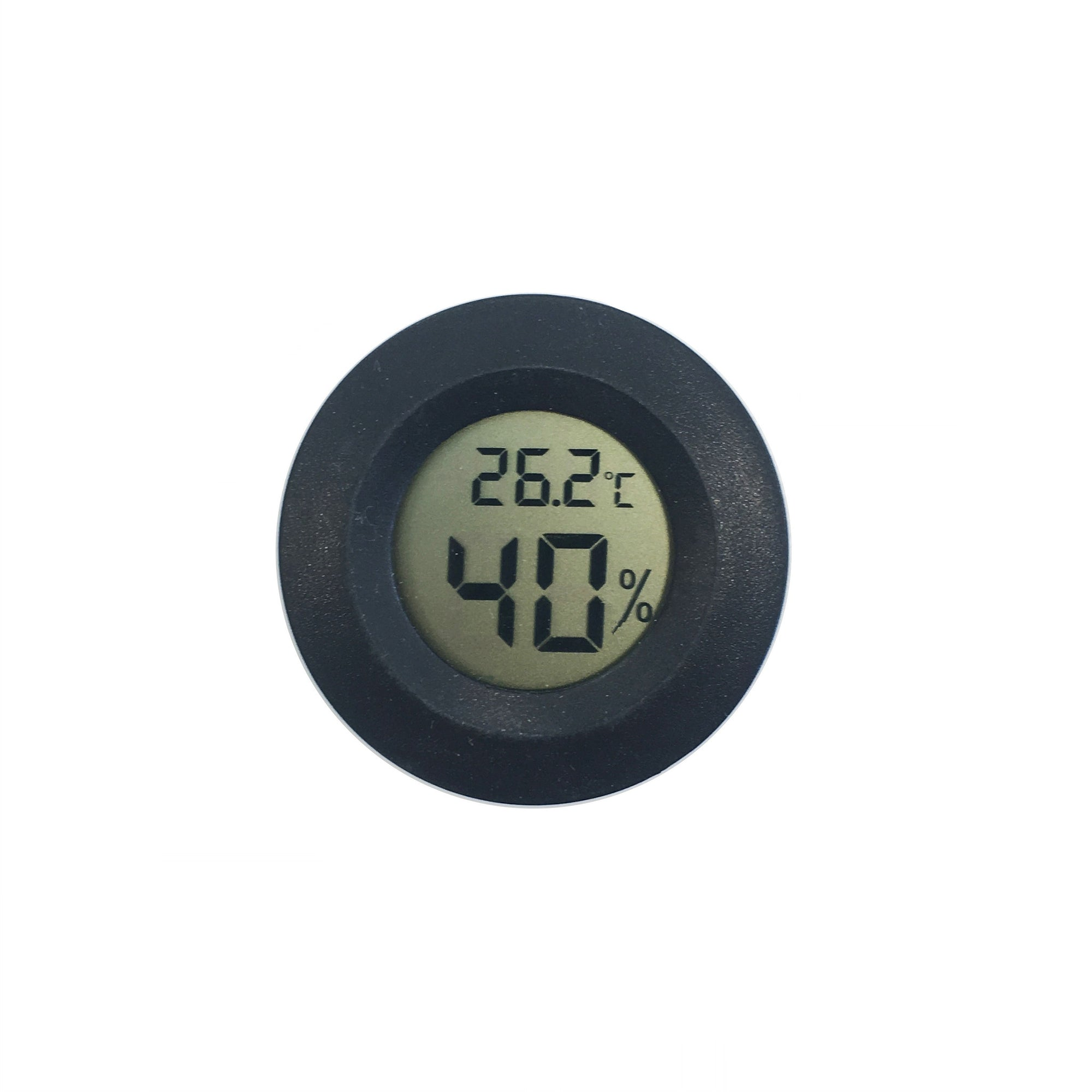 Hygrometer & Thermometer 2 in 1