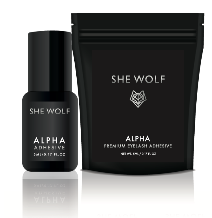 ALPHA GLUE/ADHESIVE - SHE WOLF