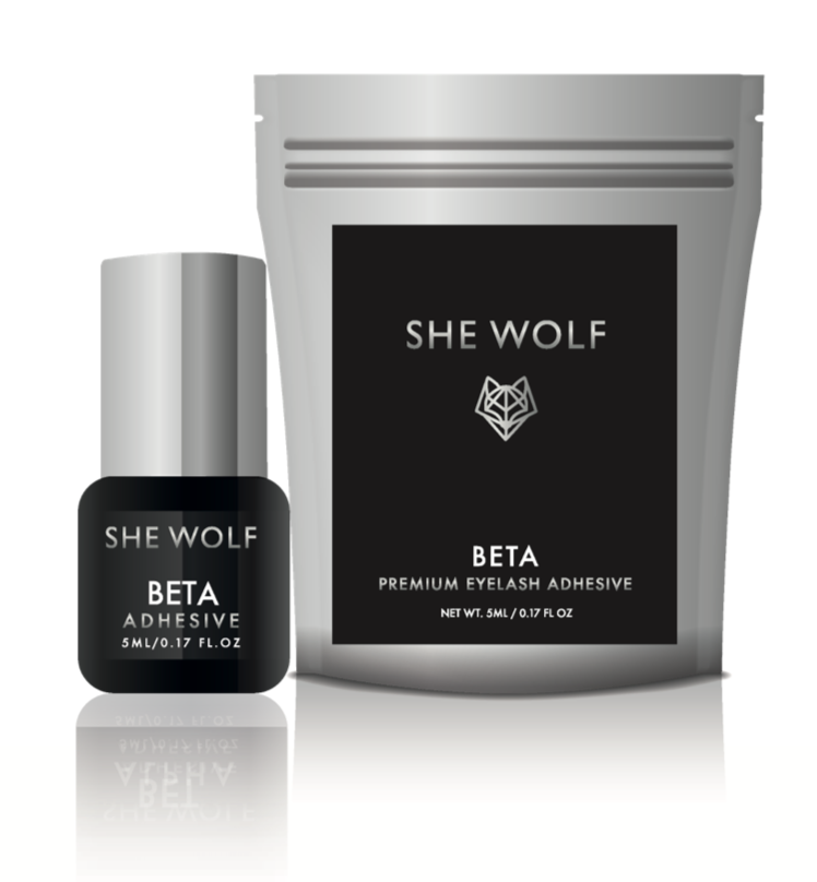 BETA GLUE / ADHESIVE - SHE WOLF