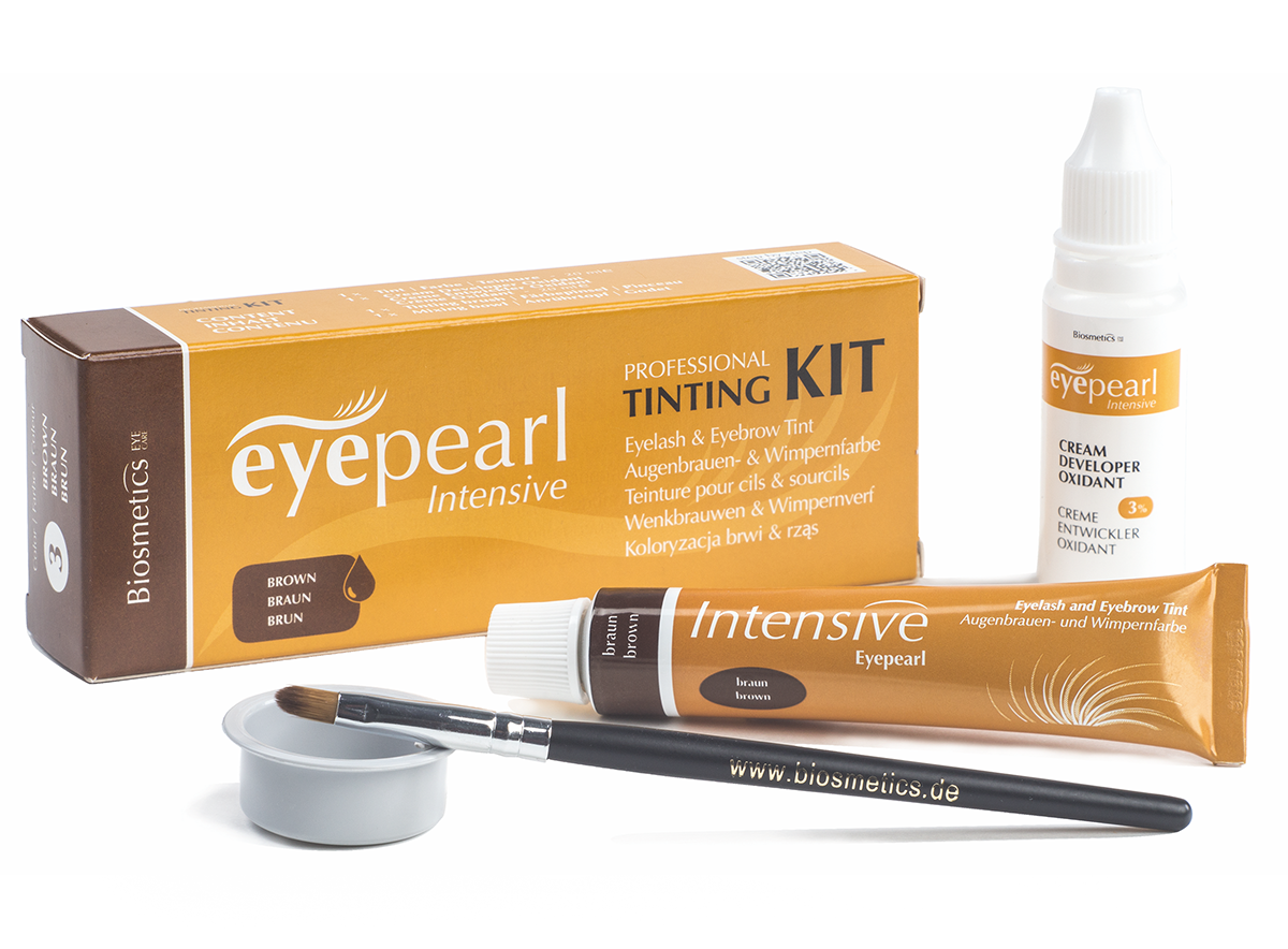 Biosmetics Intensive Tinting Kit Mini – Natural