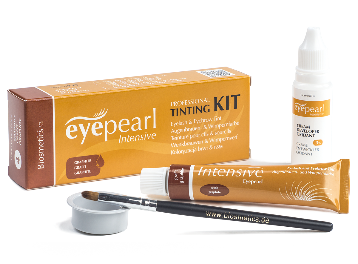 Biosmetics Intensive Tinting Kit Mini – Graphite
