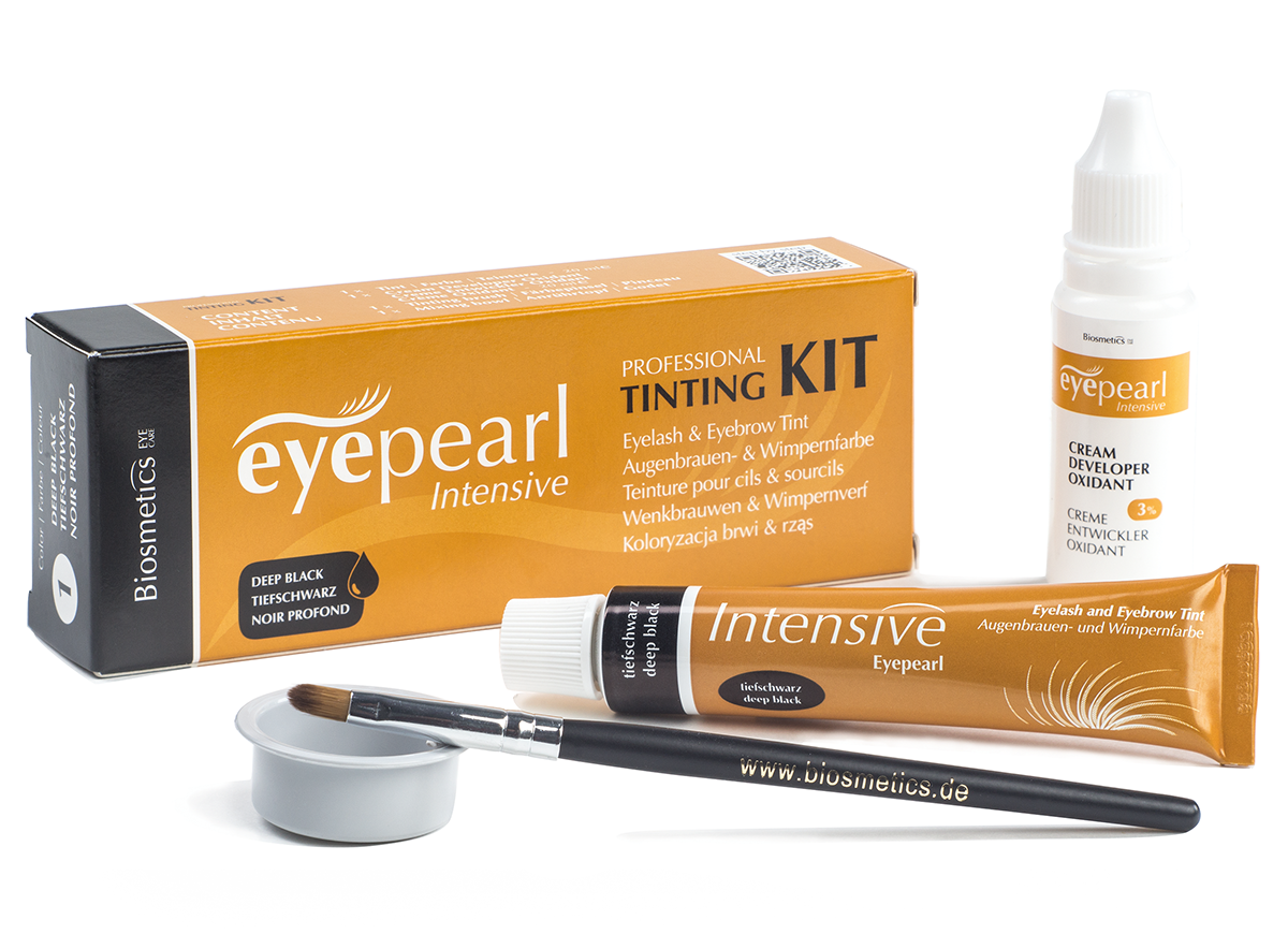 Biosmetics Intensive Tinting Kit Mini – Deep Black