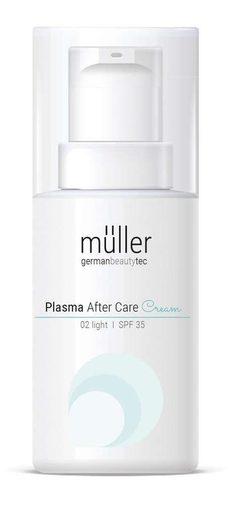 Plasma AfterCare Cream color 02 light