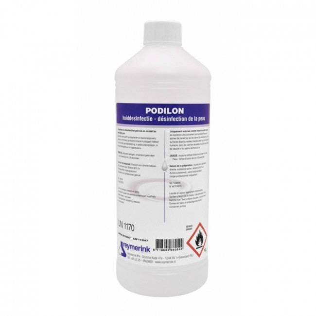 Alcohol Podilon 80% - 1000 ml