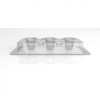 Cheyenne Inkt Cup Trays - Verpakking van 80 full disposable