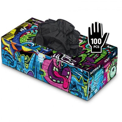 Graffiti Gloves  - Box of 100