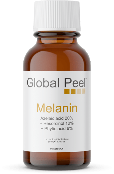 GLOBAL PEEL MELANIN