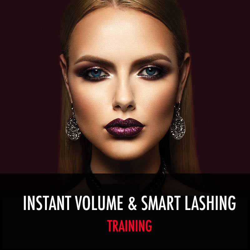 INSTANT VOLUME & SMART LASHING