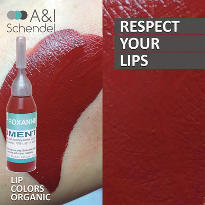A&I -  ROXANNE – ORGANIC PIGMENT FOR LIPS
