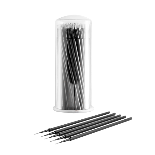Micro brushes pack of 100