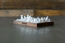 Denver Colorado City Skyline / Downtown 3D Printed