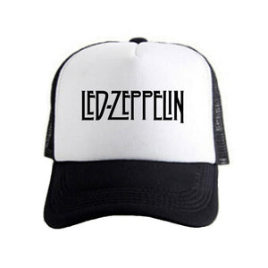 Black Led Zeppelin baseball hat
