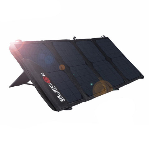 22W PORTABLE SOLAR PANEL CHARGER