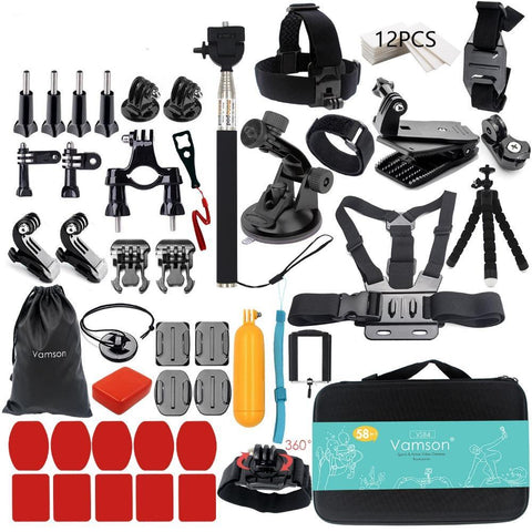 OFFROAD PROFESSIONAL GOPRO ACCESSORY KIT