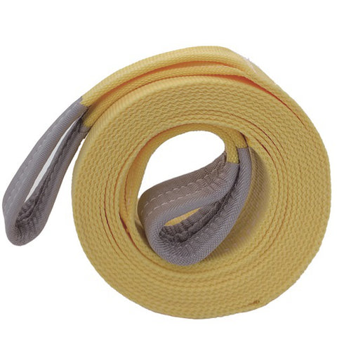 17,500 LB RECOVERY TOW ROPE - 20 FEET