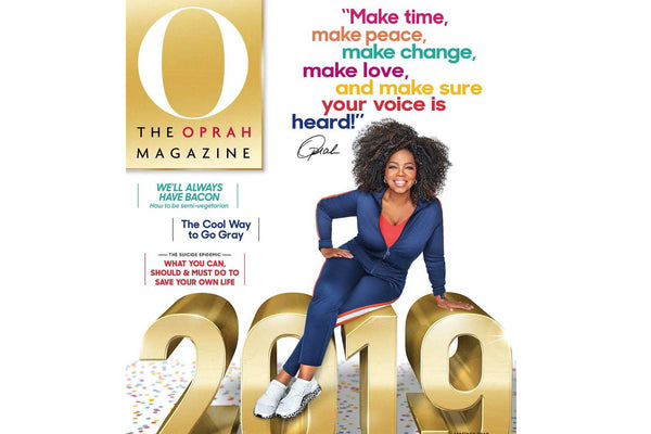 O, The Oprah Magazine - 2019 Must-haves