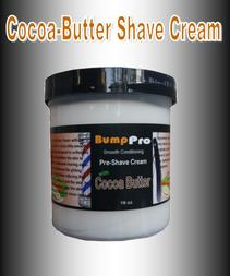 BumpPro Shave Cream with Cocoa Butter -- 16 oz. Item #: BP16016