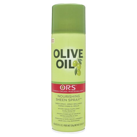 Organic Root Stimulator Olive Oil Nourishing Sheen Spray 11.5 oz