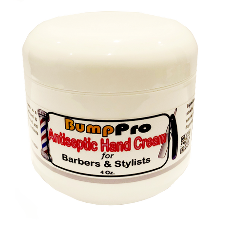 BumpPro Antiseptic Hand Cream -- 4 oz