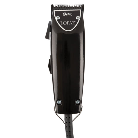 Oster® Topaz® Adjustable Pivot Motor Clipper with Protective Coating Blade
