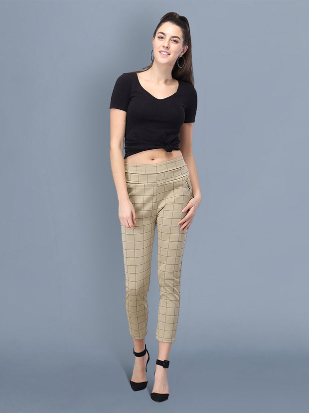 checkered pants outfit  for teenagers