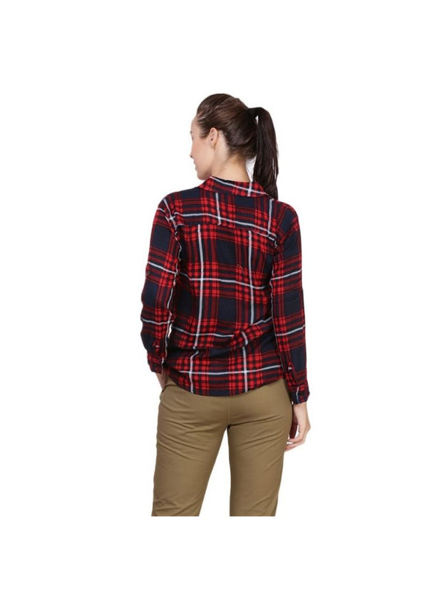 Multi Cotton Full Sleeve Check Shirt-1681