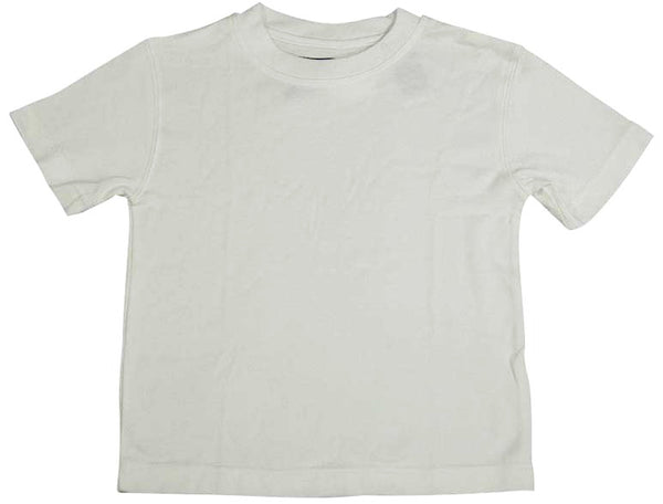 Perry Ellis - Little Boys Short Sleeved Ribbed Tee