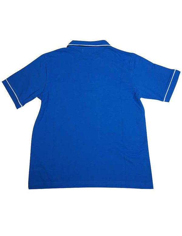 Cool Island Boys Cotton Pique Short Sleeve Polo T-shirt Tee Shirt Top - 3 Colors, 12598