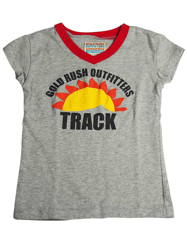 Gold Rush Outfitters - Little Girls' Short Sleeve Tee Shirt