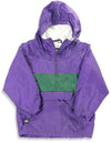 Charles River Apparel - Little Boys Nylon Hooded Pullover Jacket