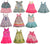 Baby Sara Toddler & Girls Sleeveless Dresses- Assorted Fabrics / Styles / Colors, 24671