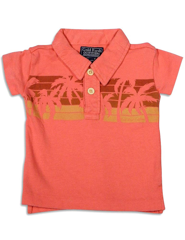 Gold Rush Outfitters - Baby Girls Polo Shirt