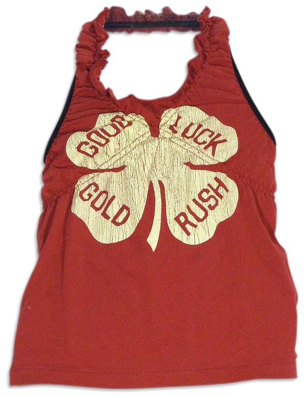 Gold Rush Outfitters - Baby Girls Halter Top