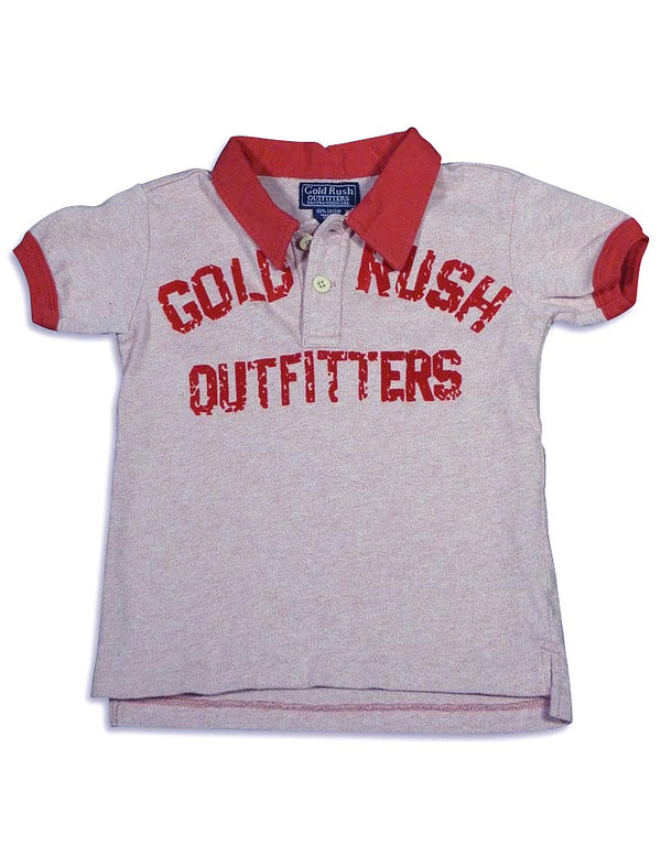 Gold Rush Outfitters - Little Girls Polo Shirt