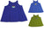 Mulberribush Girls Sizes 7 - 10 Sleeveless Pullover Sweatshirt Jumper Dress, 26300