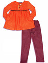 Truly Me by Sara Sara Long Sleeve 2 Piece Pant Sets Outfits, 26403