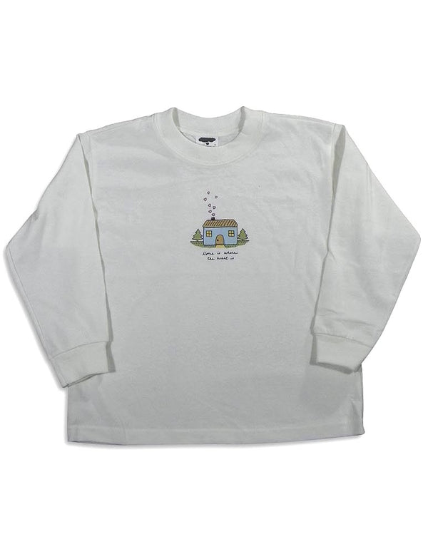 Mulberribush - Little Girls' Long Sleeve House Shirt