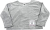Mulberribush - Little Girls' Long Sleeve Velour Shirt