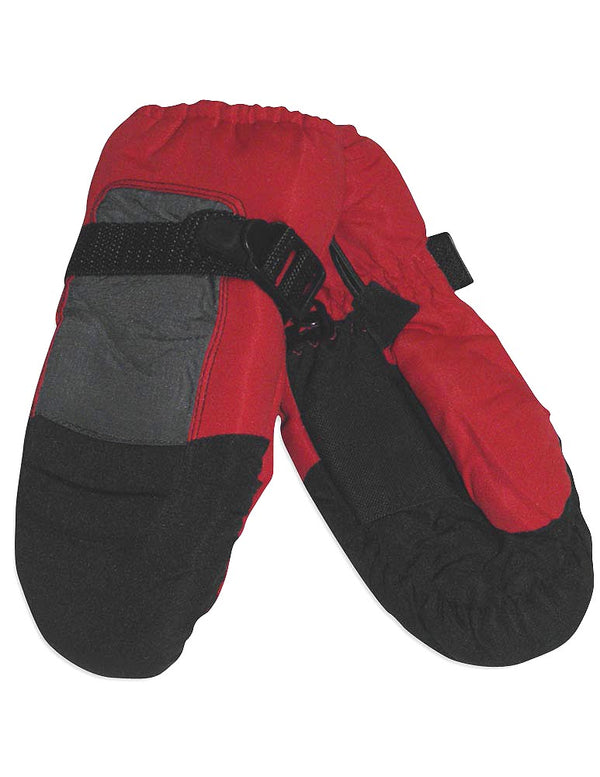 Winter Warm-Up - Little Boys Ski Mittens