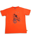 Charlie Rocket - Big Boys Short Sleeve T-Shirt