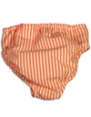 My Pool Pal - Baby Girls Gingham Striped Reusable Swim Diaper